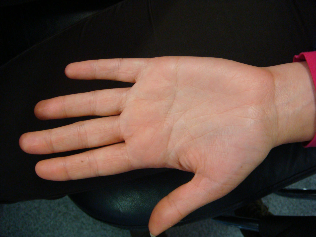 lignes mains